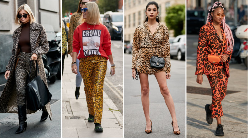 Top 10 Fashion Trends from Spring / Summer 2019 (1 – 5)