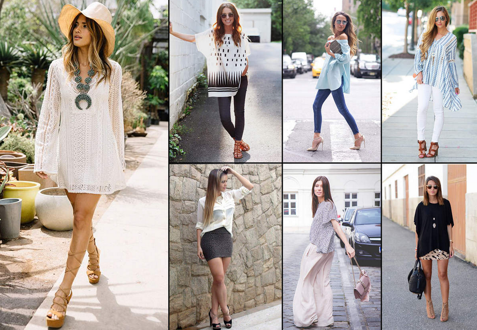 12 Different Types of Tops for Girls (1 – 6)
