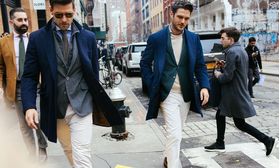 10 Men Who Create Their Own 21st Century Style Part 1