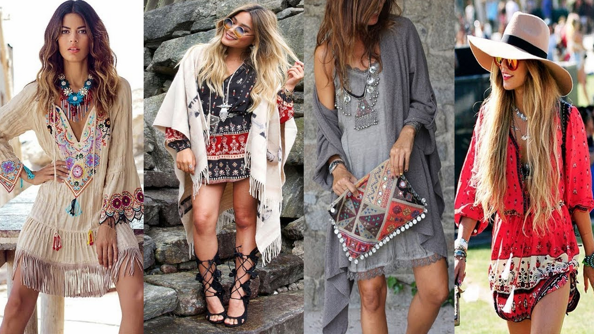 Techniques and Embellishments of Bohemian Style