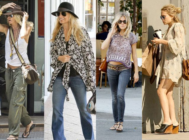 Top 14 Boho Outfits For Class Part 3