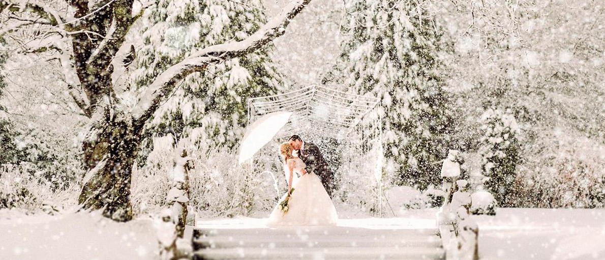 The Rules of Winter Wedding Style