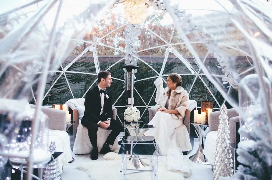 Key Winter Wedding Pieces Part 1