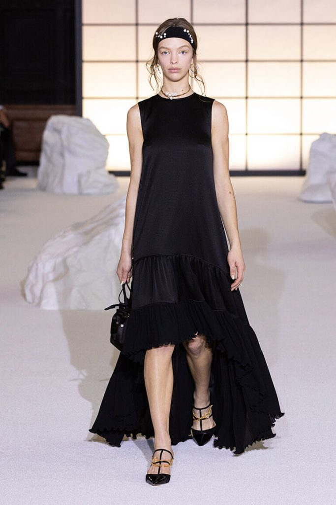 Adeam Fashion show in newyork